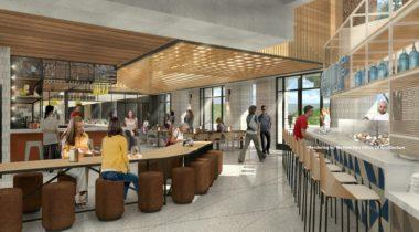 Explore Austin's First Indoor/Outdoor Food Hall